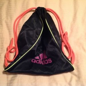 Adidas Shoe Backpack/Bag In GUC